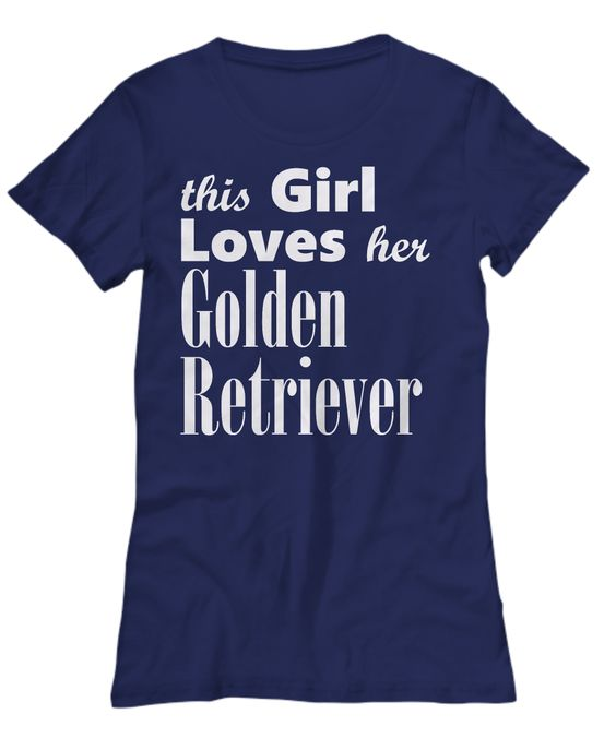 Golden Retriever - Women's Tee