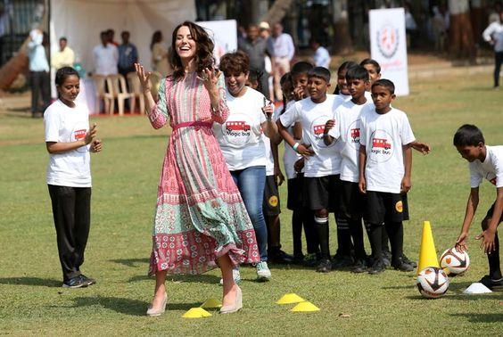 La India da la bienvenida a los Duques de Cambridge - Foto 5