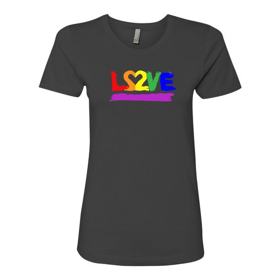 All You Need Is Love Women's Crewneck Tee