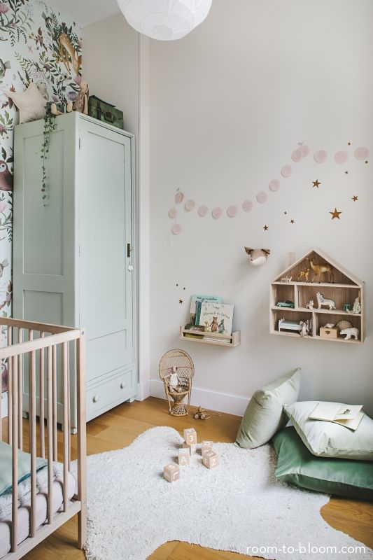 Oona S Room Room To Bloom Amenagement Chambre Bebe Chambre