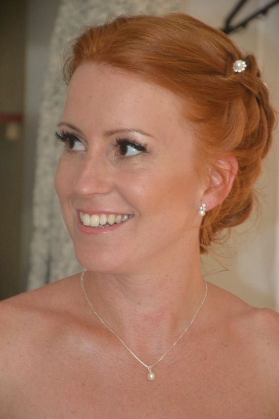 Hair and make-up  algarve weddingJudith van de Loo beautyandstageworks