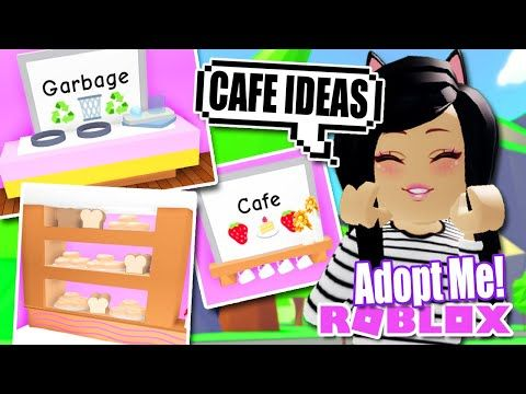 Custom Cafe Resturant Furniture Hacks In Adopt Me Roblox Ideas Build Youtube In 2020 Roblox Gifts Roblox Adoption