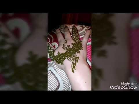 مقتطفات من حناء مغربية النقش الفاسي و الصحراوي و الهندي Henna Drawings Henna Tattoos