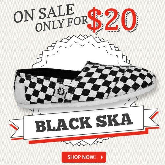 Black Ska ON SALE !!