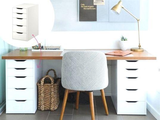 Astonishing Kids Desk Plans Styles Kids Desk Source Https Www Chatelaine Com Home Decor Best Diy Home Office Decor Ikea Storage Cabinets Home Office Space