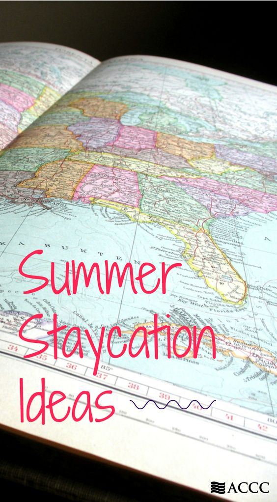 fun and cheap staycation ideas