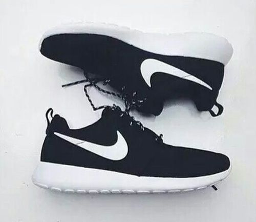 cheap black nike shoes