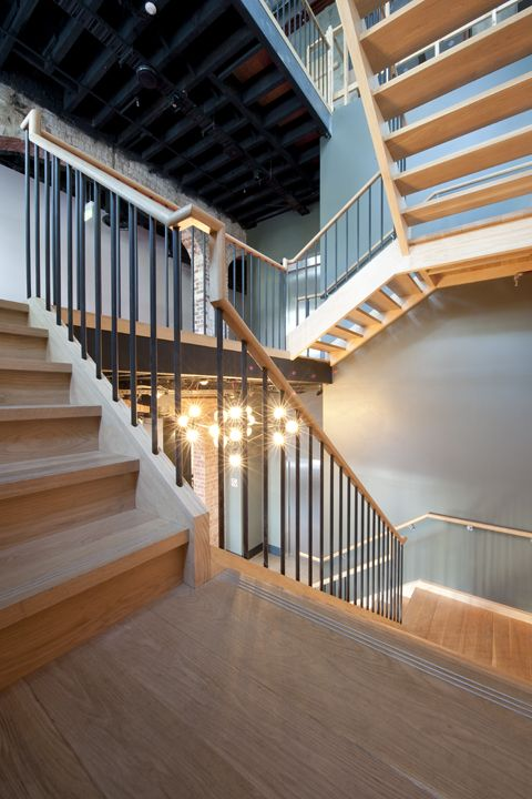 Best Commercial Stairs Duke And Open Stairs On Pinterest 400 x 300