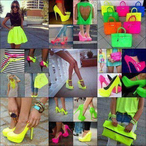Colores fluorescentes!!