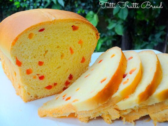 AMBROSIA: Tutti Frutti Bread