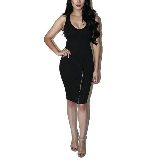 Cloe Black Dress