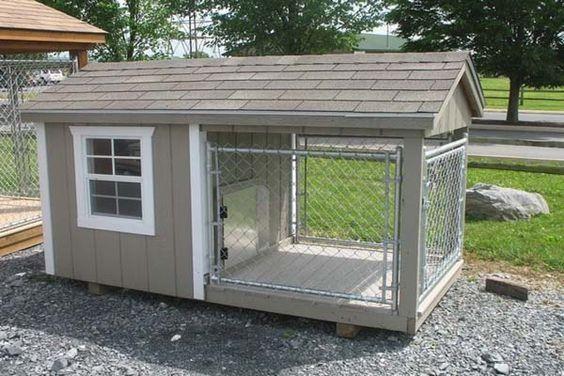 New Dog House Design Ideas Doghouseideas Plans De Niche Pour Chien