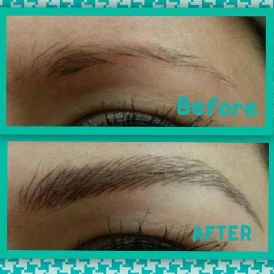 Hair Stroke Eyebrow Tattoo (after + pics at the end) ~ Part 2 of 2!