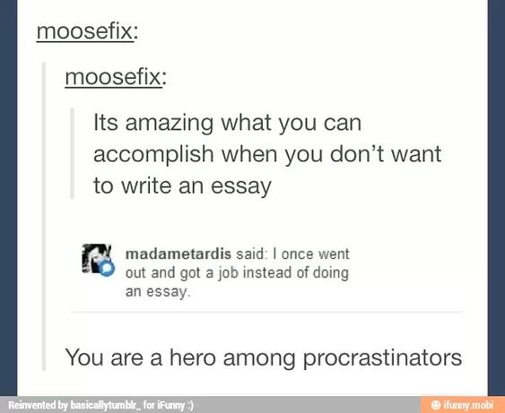 essay on human population