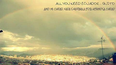 Quito kn sus cambios d clima n un dia
