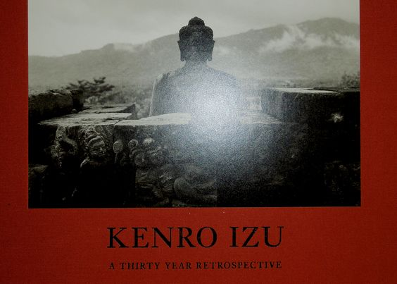 KENRO IZU - A THIRTY YEAR RETROSPECTIVE  - Signed Edition conta.cc/1bXaCZb