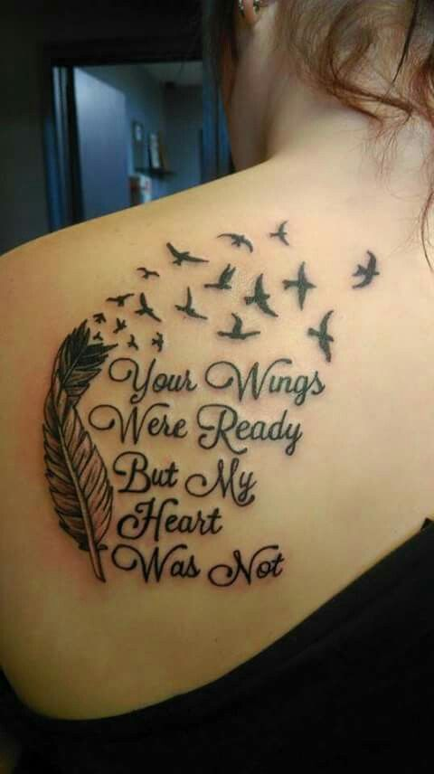 Loving Memory Tattoo Remembrance Tattoos Tattoos For Daughters New Tattoos