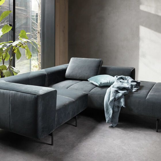 Amsterdam Corner Sofa With Lounging Unit In 2020 Corner Sofa Design Corner Sofa Modular Sofa