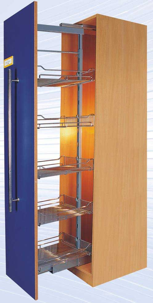 Best Loving This Pantry Larder Unit Diy Cabinet Kitchen Pantry 400 x 300