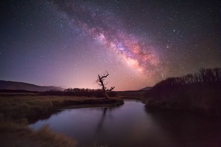 Starry River Photo by M. Hitchner - 2015 Traveler Photo Contest