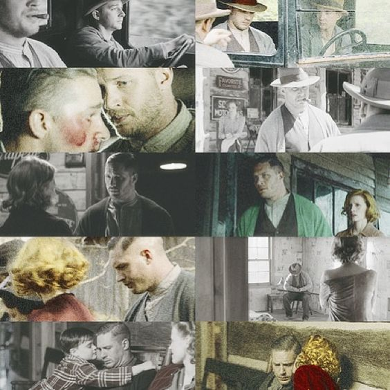 Lawless collage found in Tumblr