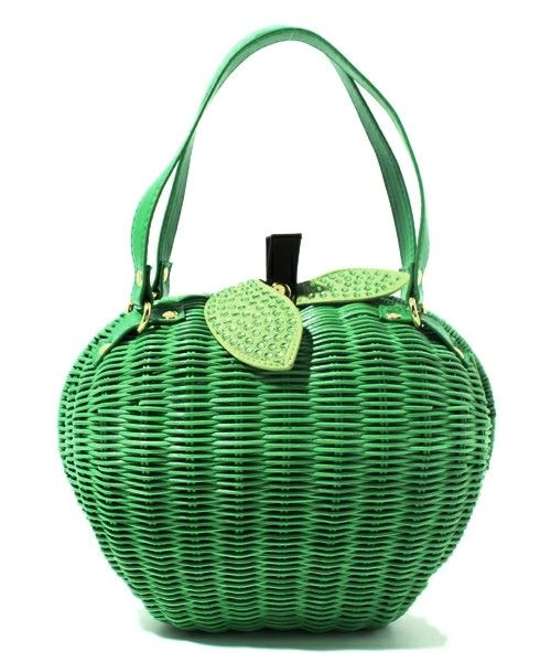 apple bag: