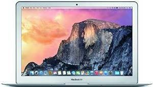 "New Product (Apple MacBook Air MJVE2LL/A 13.3"" Laptop (128 GB) NEWEST VERSION) has been published on Briginfo http://bit.ly/1PLoOns  1.6 GHz Intel Core i5 (Broadwell) 4GB of 1600 MHz LPDDR3 RAM 128GB PCIe-Based Flash Storage Integrated Intel HD Graphics 6000 13.3″ LED-Backlit Glossy Display 1440 x 900 Native Resolution"