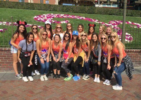 UCLA Alpha Phi Winter/Spring Newsletter