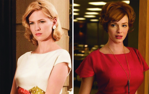Mad Men beauty tips from the pros