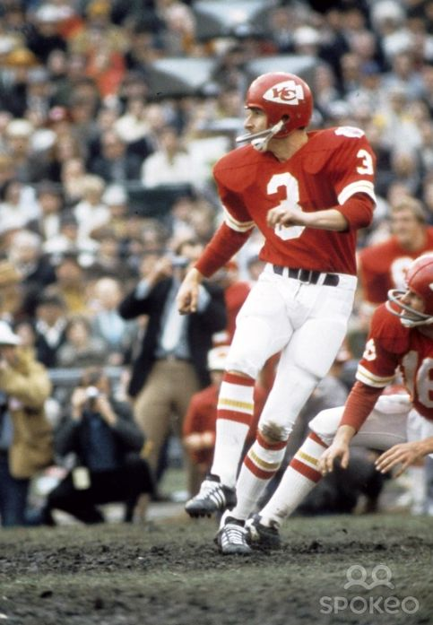 Jan Stenerud, Kansas City Chiefs