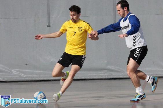 El Soliss FS Talavera volvió a los entrenamientos tras su semana de vacaciones - 45600mgzn