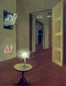 insomnio, by Remedios Varo: