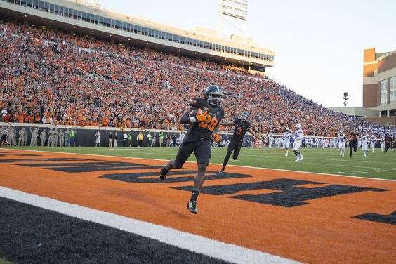 https://flic.kr/p/AepMHM | Oklahoma State Cowboys vs. TCU Horned Frogs Football Game, Saturday, November 7, 2015, Boone Pickens Stadium, Stillwater, OK. Bruce Waterfield/OSU Athletics | Image Taken at the Oklahoma State Cowboys vs. TCU Horned Frogs Football Game, Saturday, November 7, 2015, Boone Pickens Stadium, Stillwater, OK. Bruce Waterfield/OSU Athletics