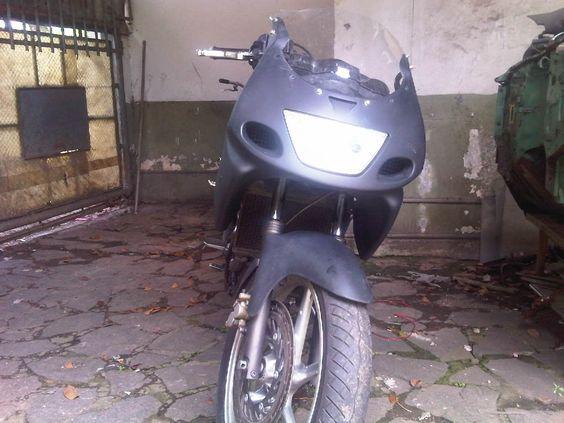 My 1'st bike
