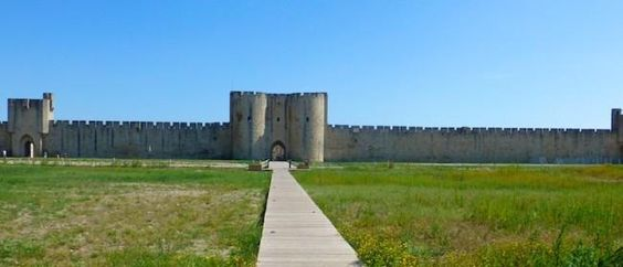 Aigues-Mortes, Europe's most well preserved medieval city