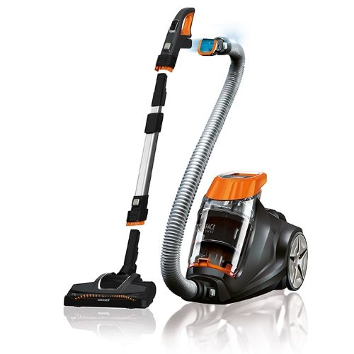 Multi Surface Professional Canister Vacuum W Power Foot 1233c Canister Vacuum Canisters Wet Vacuum Cleaner
