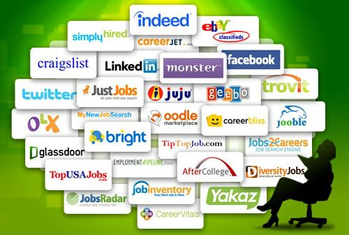 Being Smart About Choosing A Job Site To Use Job Hunt Org Job Board Job Search Online Job Search
