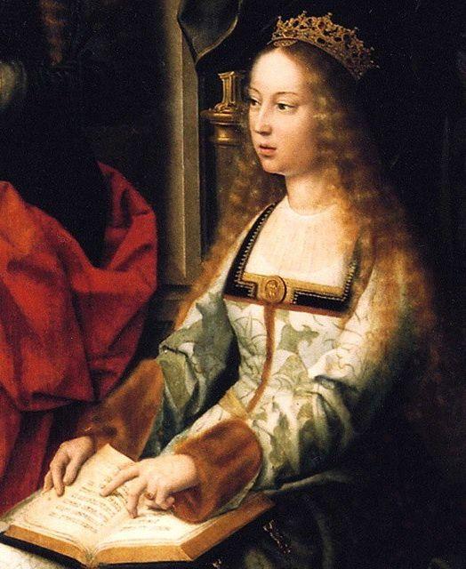 Isabel la Católica-2 - Isabel I de Castilla - Wikimedia Commons