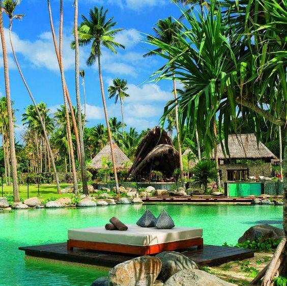 Descubre Tu Mundo : Destino: Laucala Island Resort, privacidad y exclusividad de gran nivel en las Islas Fiji