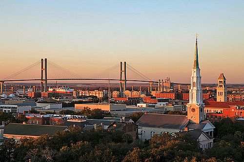 Savannah,GA
