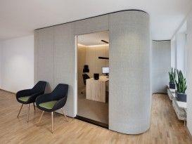 Akustikraum, Anfertigung, Stühle