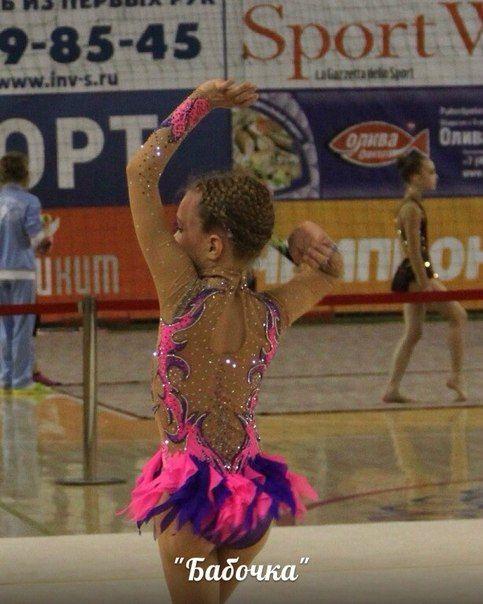 Fotos de Купальники для художественной гимнастики