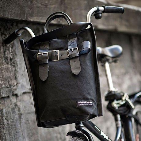 Baiskeli Fahrradtasche von Mifuko | MONOQI