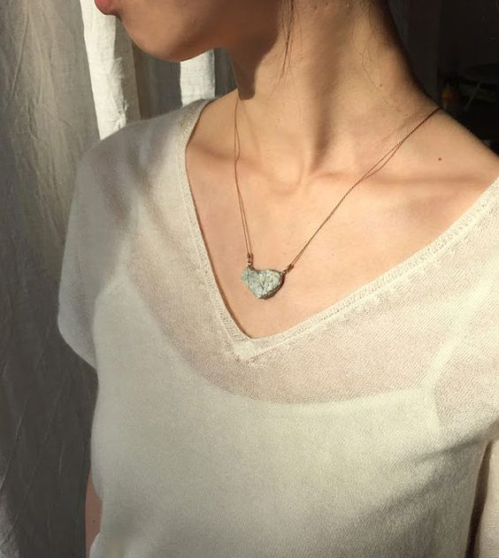 Etsy の Fragment_Pale blue heart by aoacc
