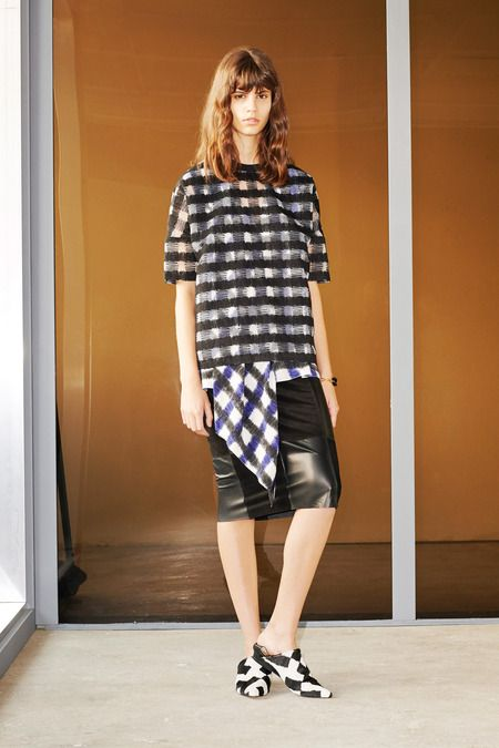 10 Crosby Derek Lam | Pre-Fall 2014 Collection | Style.com