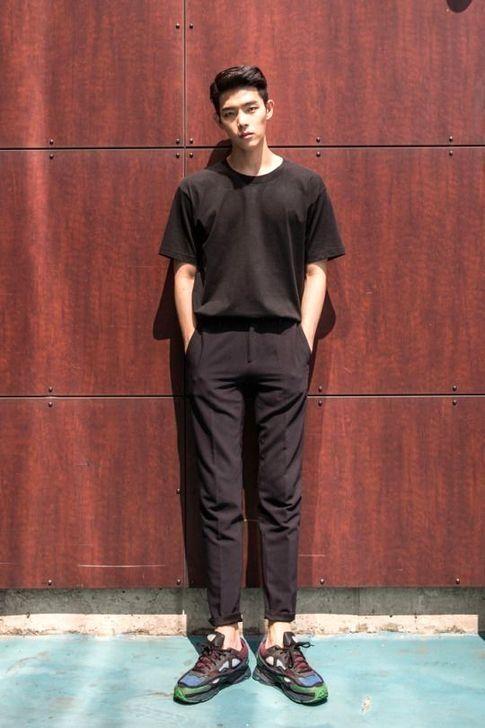 Pin By Prabesh On Fits Style Korean Fashion Korean Fashion Men Menswear