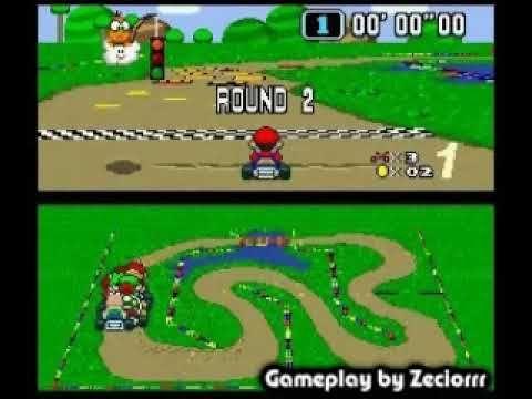 Super Mario Kart Snes Super Mario Kart Mario Kart Super Mario