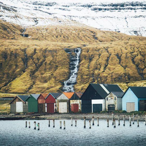 Faroe Islands by lennartpagel via Instagram #karmafinds #travel #EU