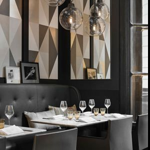 Italian Restaurant Café Artcurial Opens With Refreshed Interiors on Champs-Élysées