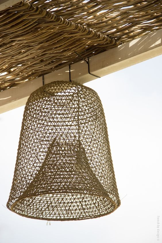 Beach Club design in Barcelona #BohoLover http://amberlair.com